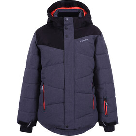 Icepeak Helios Jr Jacket Children lead-grey